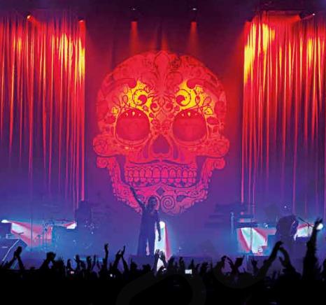 Live Concert – Litfiba, Grande Nazione Tour 2012