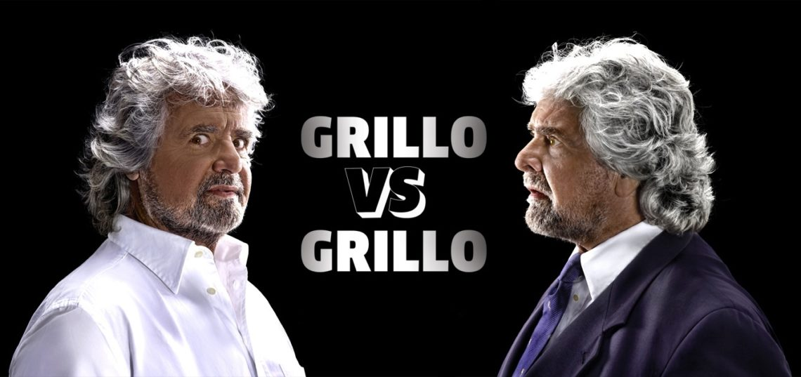 Grillo vs Grillo – Tour 2016
