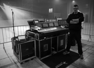 AVID S6L per Negrita Club Tour 2016: Intervista a Davide Linzi – Audiosales.it