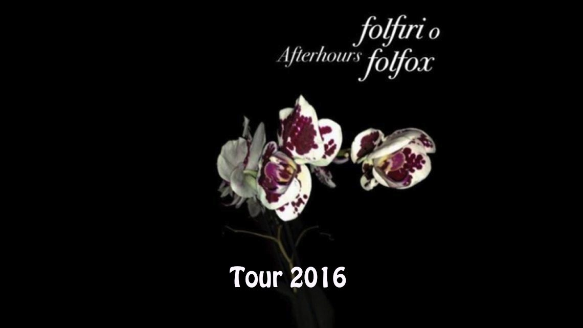 Folfiri o Folfox: Afterhours in tour