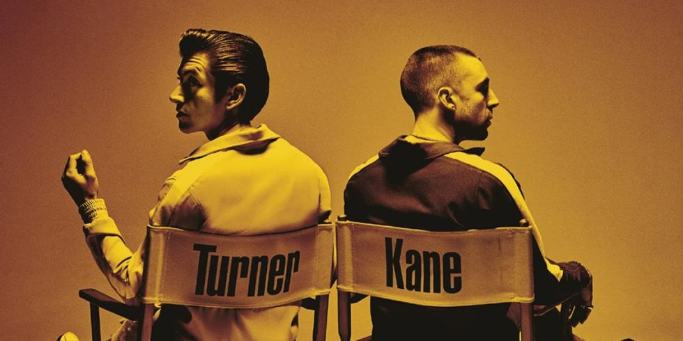 The Last Shadow Puppets tour 2016