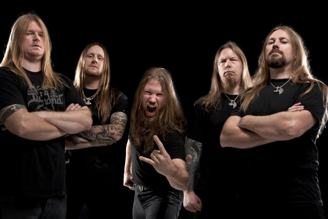 Amon Amarth all'Alcatraz di Milano