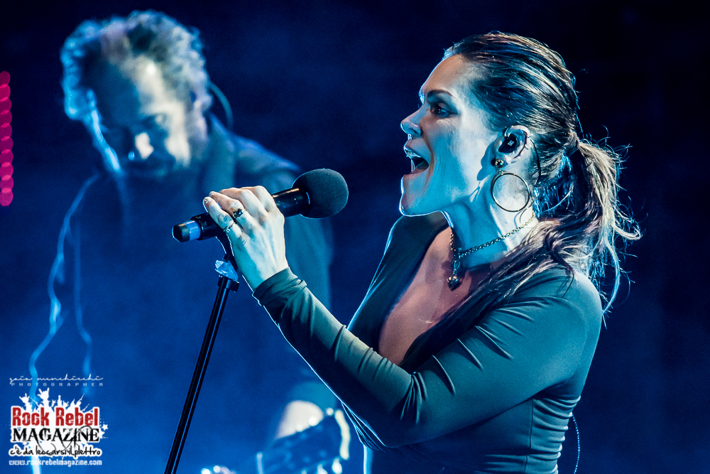 BETH HART – a great rocker at the Teatro Dal Verme, Milan