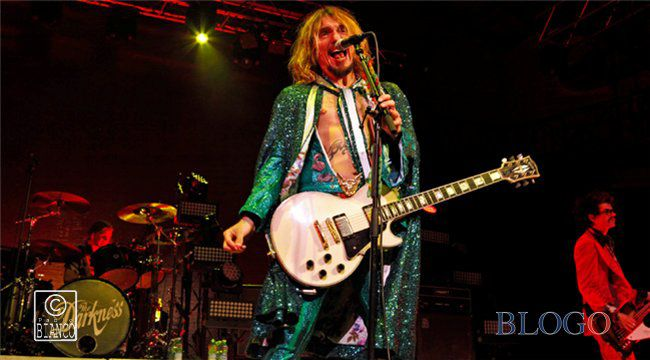 THE DARKNESS – Great rock show and great