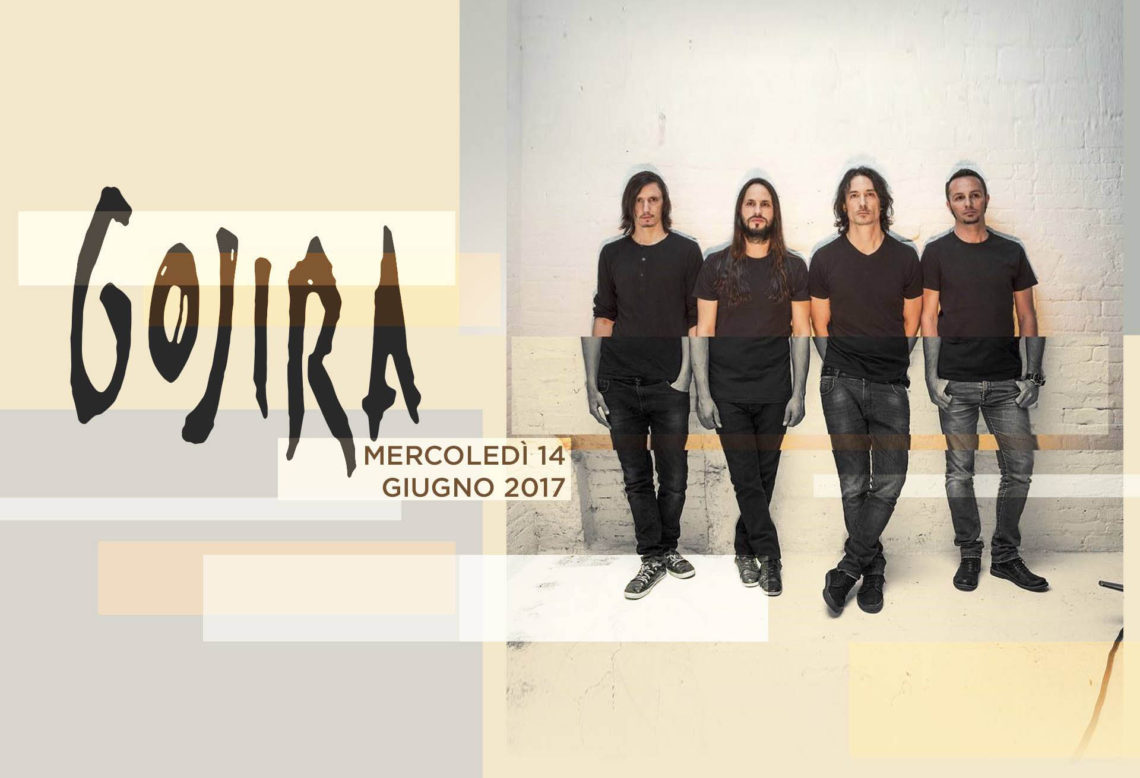 GOJIRA – A big emotion at Alcatraz, Milan