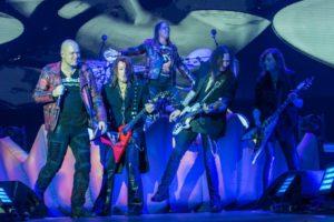 HELLOWEEN – Il power metal in scena al Forum di Assago