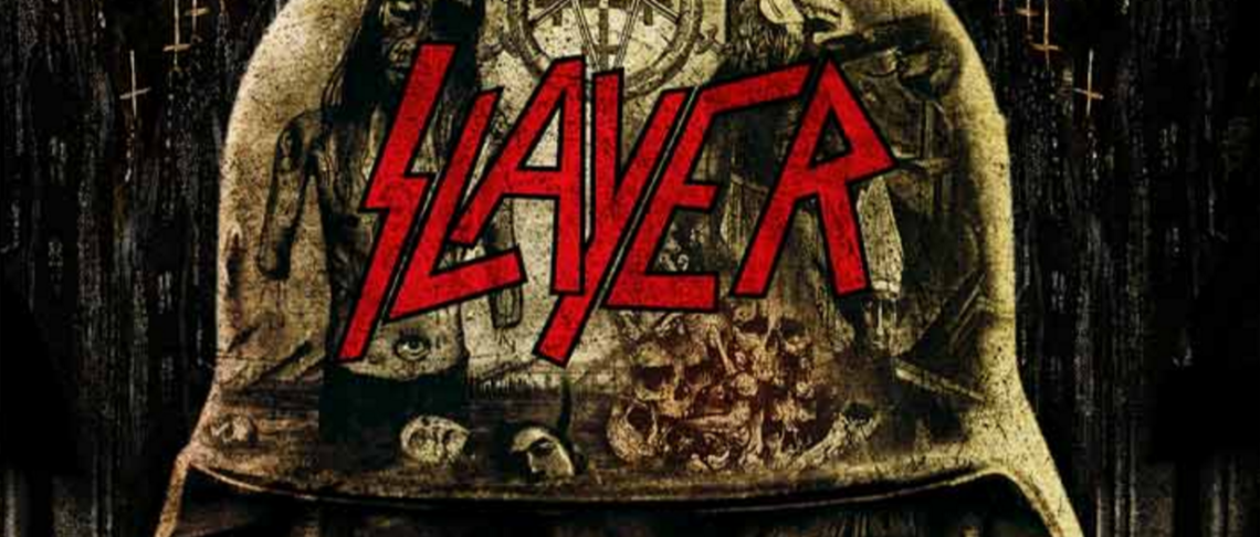 SLAYER – Relentless, or the return of metal 'that counts' to Milan