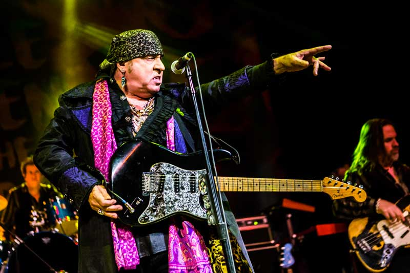 LITTLE STEVEN AND THE DISCIPLES OF SOUL – Unica data italiana confermata all'Alcatraz