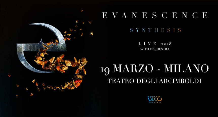 EVANESCENCE – synthesis between past and present