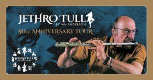 JETHRO TULL – 50th anniversary