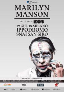 MARYLIN MANSON – Milano Summer Festival