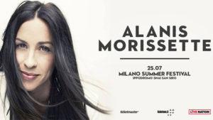ALANIS MORISSETTE – Girl power maturity