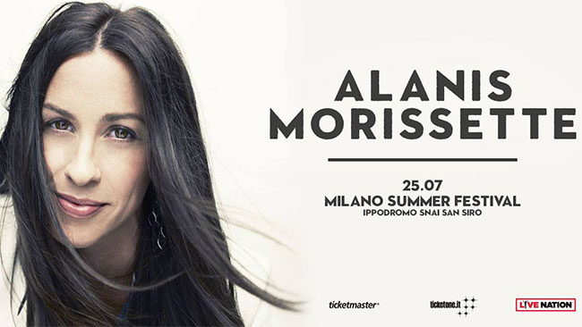 ALANIS MORISSETTE – la maturità del girl power