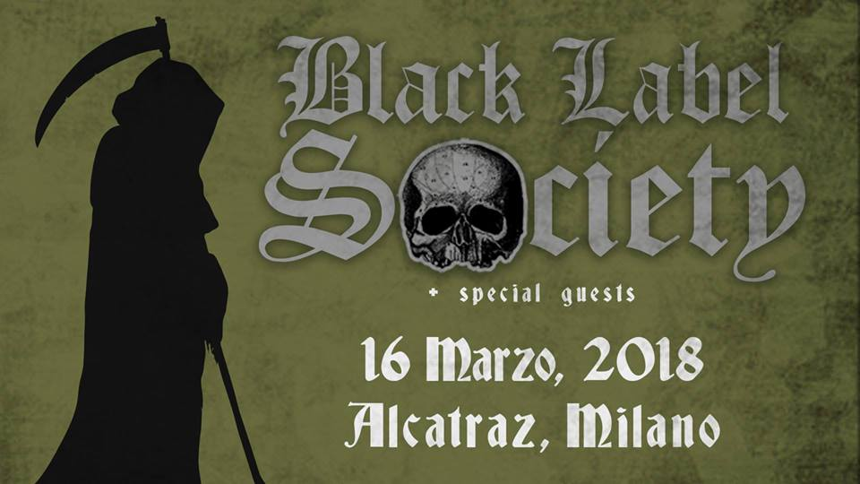 BLACK LABEL SOCIETY – The vicking invasion of rock/metal