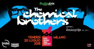 CHEMICAL BROTHERS – back to scenes