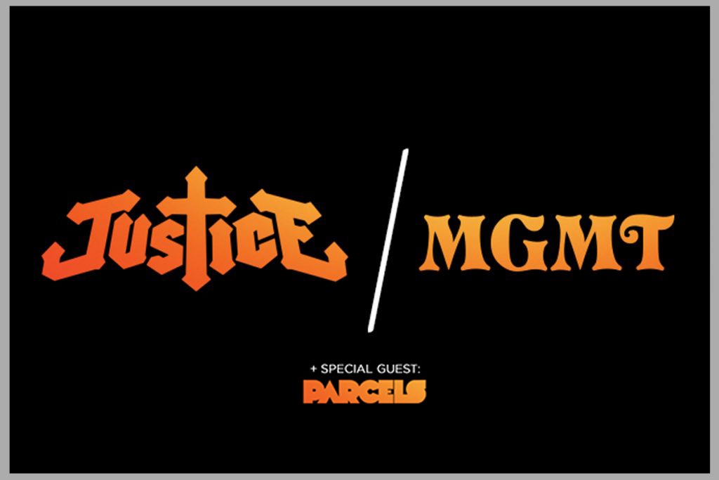 JUSTICE + MGMT – first time featuring