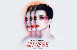 KATY PERRY – WITNESS THE TOUR