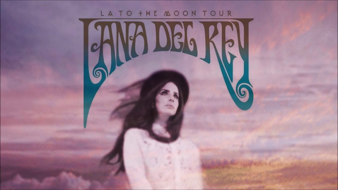 LANA DEL RAY – L.A. To the Moon