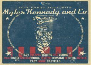 MYLES KENNEDY – first soloist album