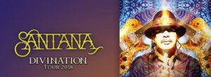CARLOS SANTANA – DIVINATION TOUR