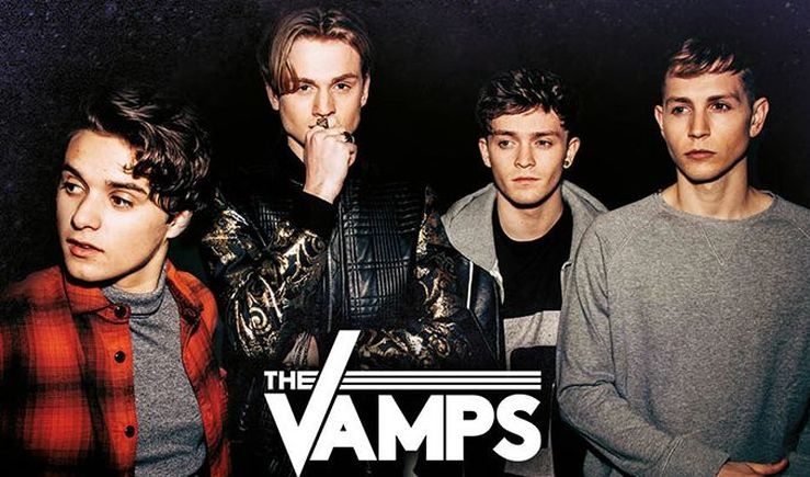 THE VAMPS – a really perfect night