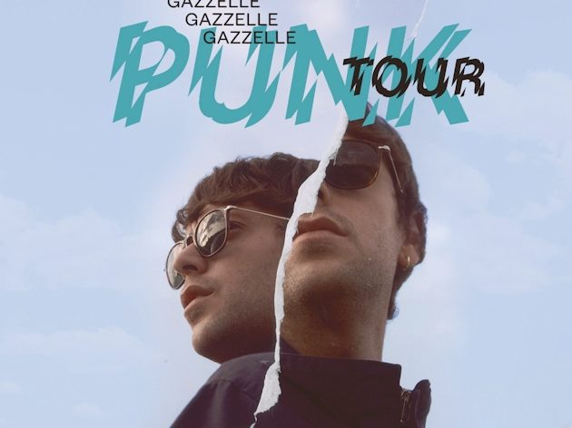 GAZZELLE – PUNK TOUR 2019