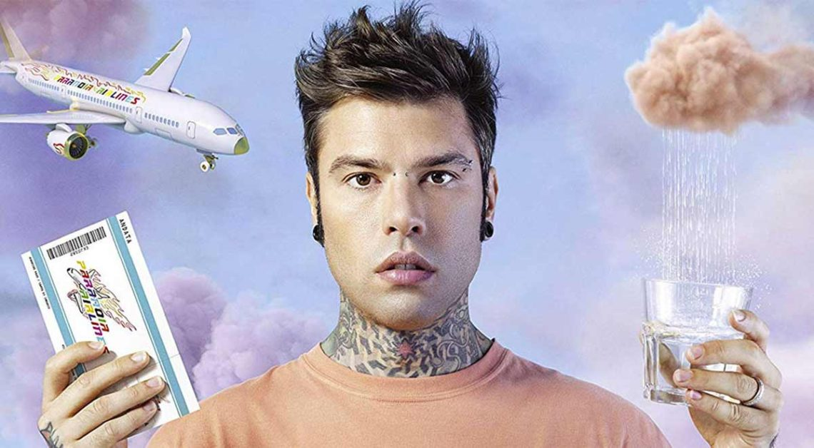 Fedez Paranoia Airline Tour 2019