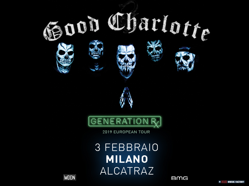 GOOD CHARLOTTE – Generation RX