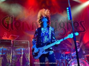 GLENN HUGHES – Classic Deep Purple Live World Tour