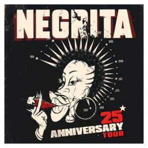 Negrita – 25th Anniversary Tour
