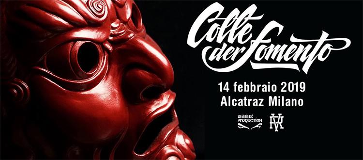 COLLE DEL FOMENTO – Adversus Tour