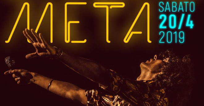 Ermal Meta – April 20 concert