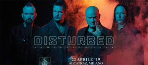 Disturbed – Evolution Tour