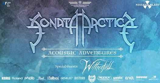 Sonata Arctica – Acoustic Adventures Tour 2019