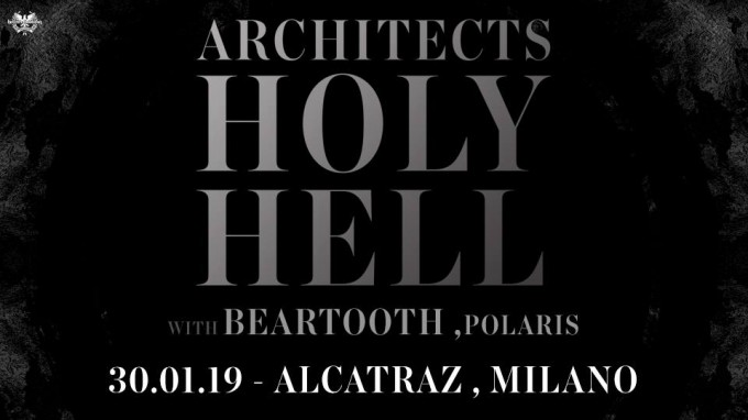 ARCHITECTS – Holy Hell Tour