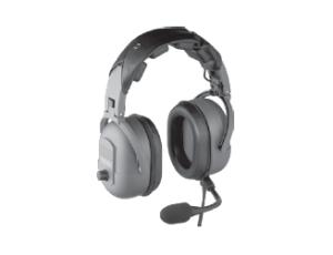 TELEX PH-3500 DUAL-SIDED CON 24 DB NRR, Flexible Dynamic Boom Mic