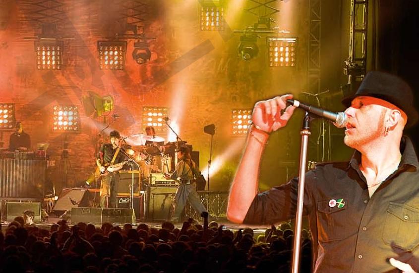 Live Concert – Negrita HellDorado
