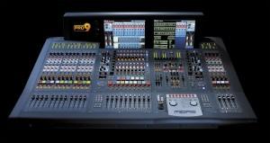 Mixer Midas PRO 9, nuovo acquisto di Mister X Service