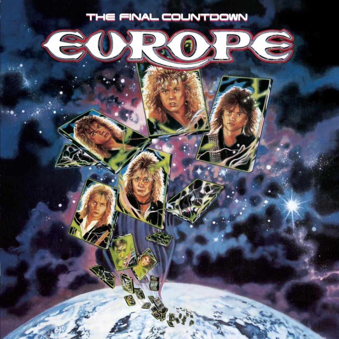 "Europe: I 30 anni di ""The Final Countdown"""
