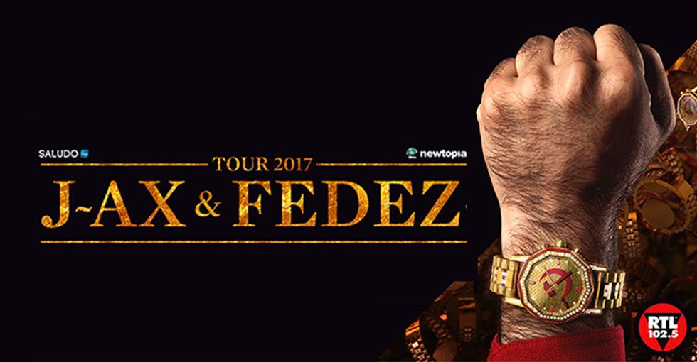 J-Ax e Fedez – Comunisti col Rolex tour 2017