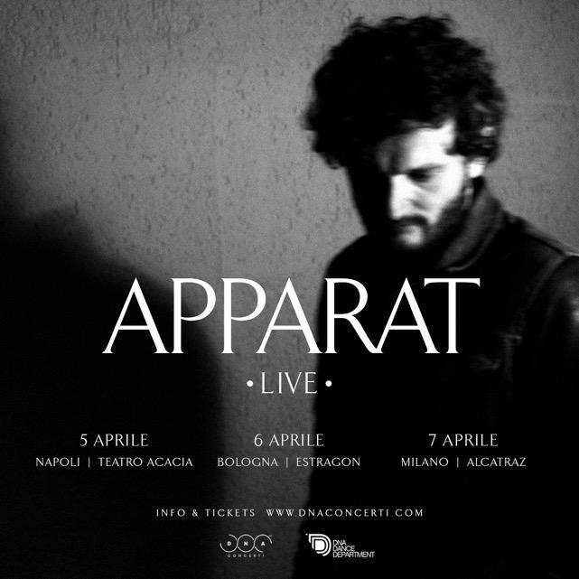 APPARAT – Live