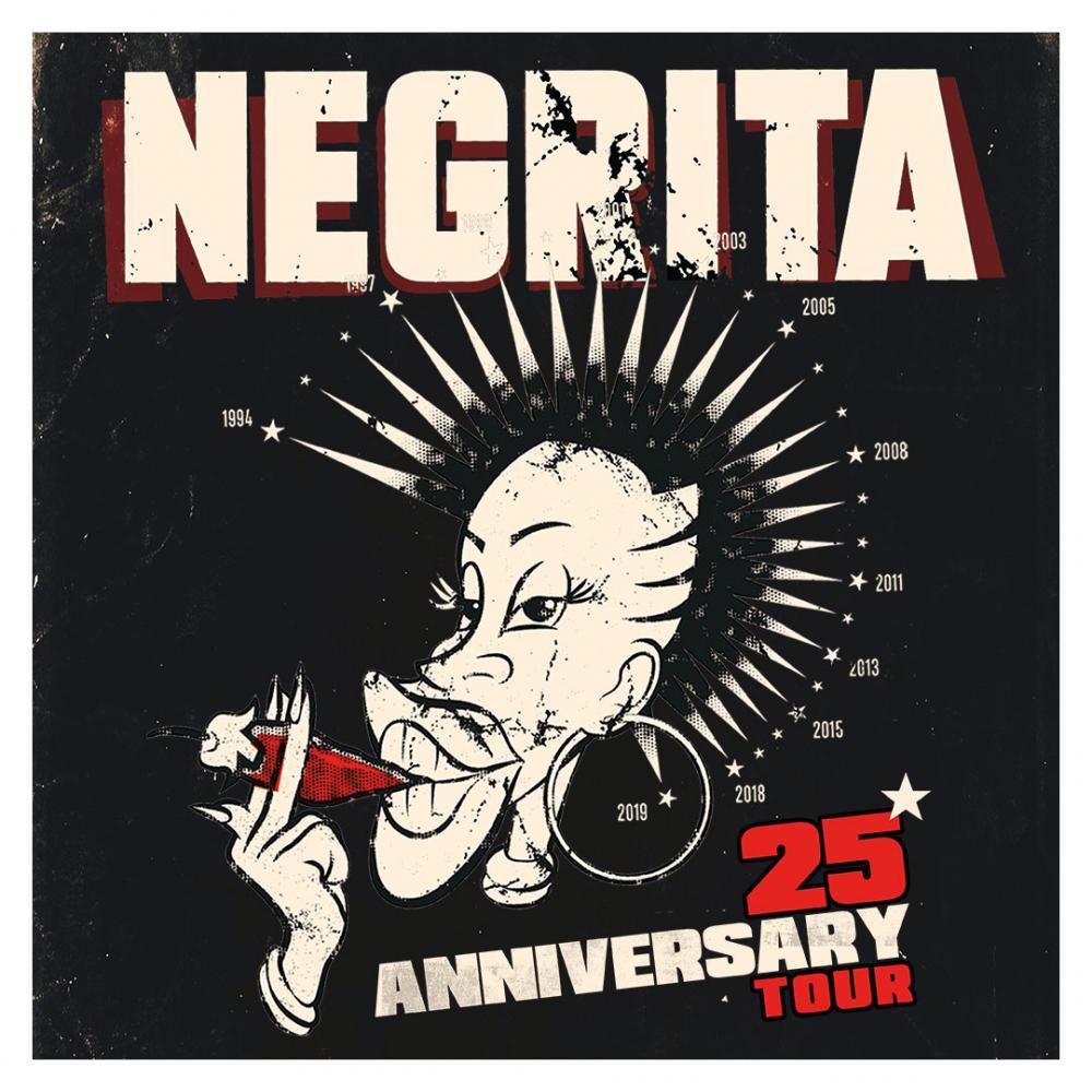 Negrita – 25th Anniversary Tour