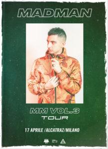 MADMAN – MM Vol.3 Tour 2019