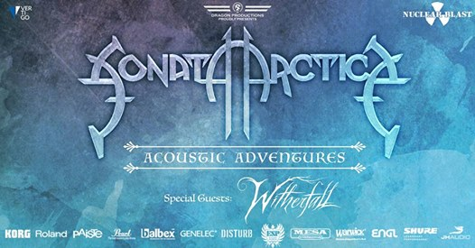 Sonata Arctica – Acoustic Adventures Tour 2019