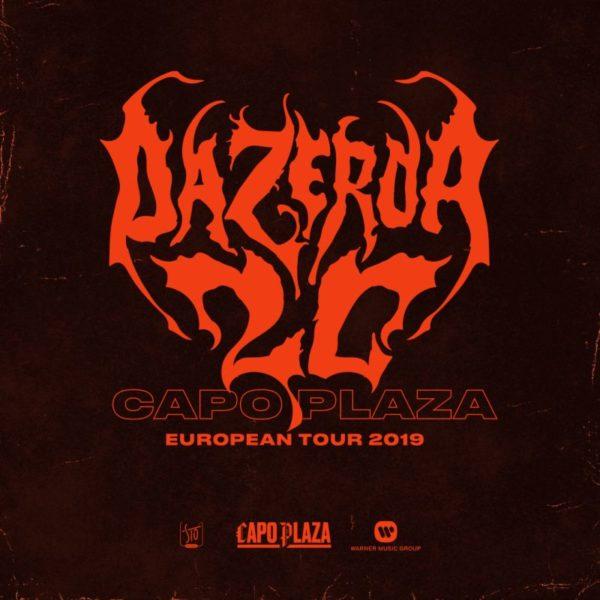CAPO PLAZA – Da Zero a 20 European Tour
